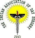 Logo of The Indian Association of Day Surgery