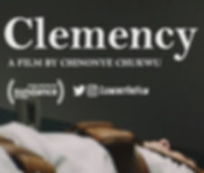 """Clemency"" film poster"