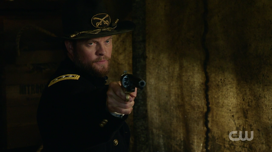 "Ulysses S. Grant ""Legends of Tomorrow"""