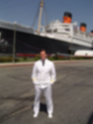 """Cold Case"" television show Queen Mary"
