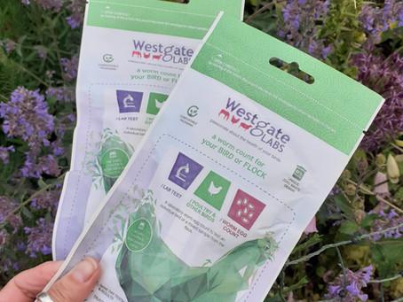 Westgate Labs, Faecal worm testing kit
