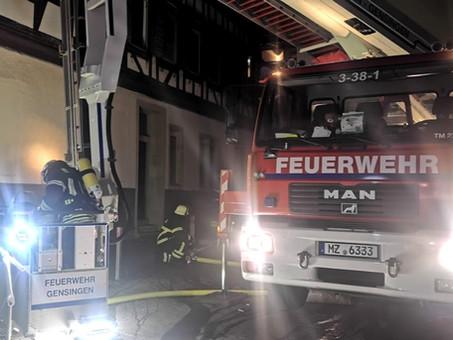 Einsatz 19---Gebäudebrand in Bad Kreuznach