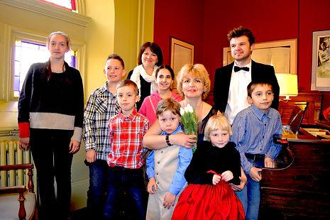 «Золотой Ключик» Русский язык для детей в Стамбуле