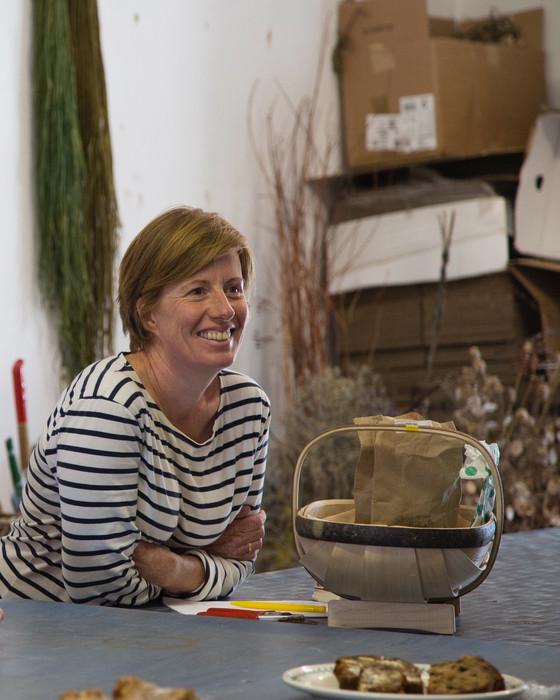 We welcome Head Gardener Claire Abery