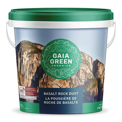Gaia Green Basalt Rock Dust