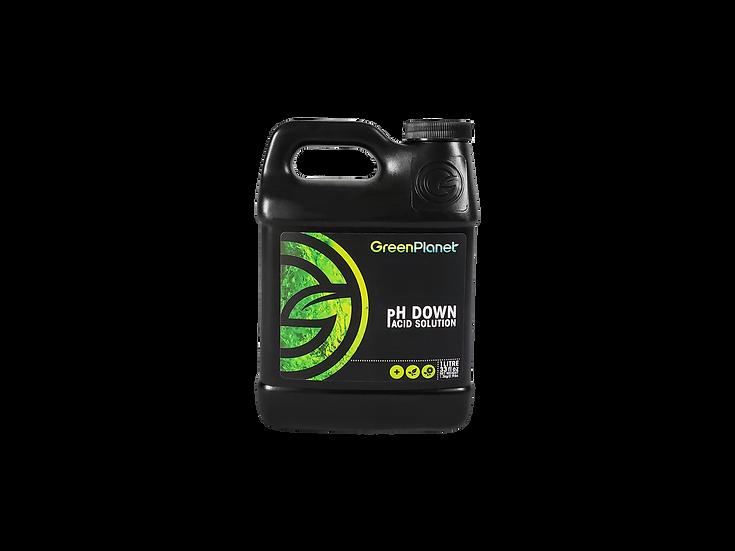 Green Planet pH Down 1L