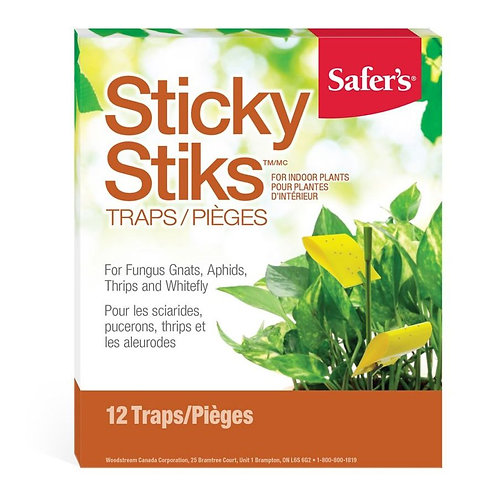 SAFER'S STICKY STICKS TRAPS