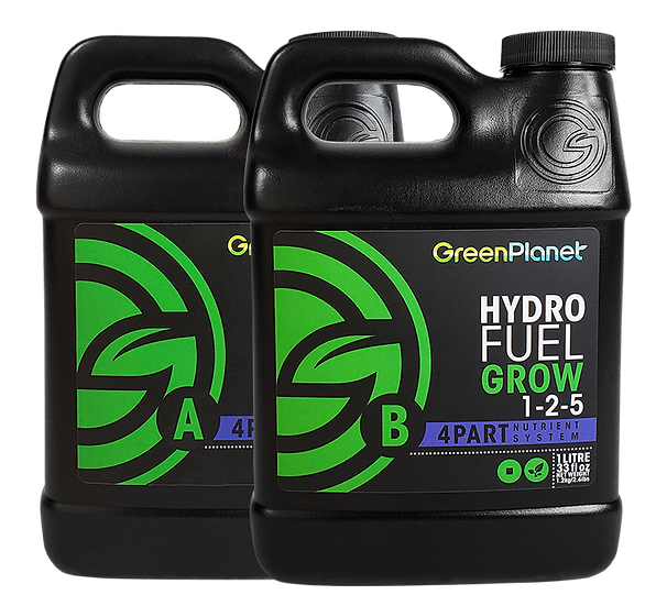 Green Planet Hydro Fuel Grow A and B