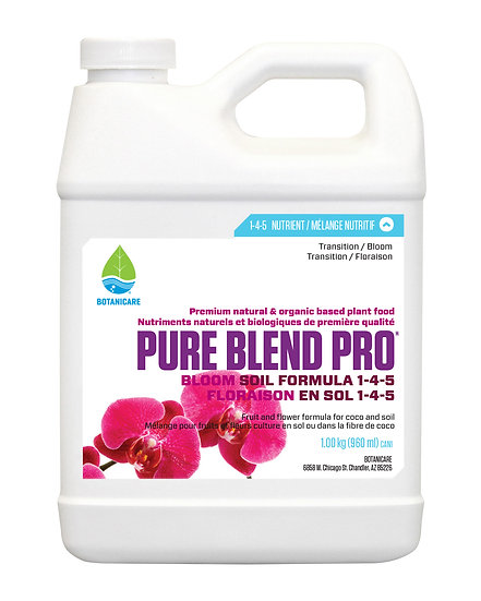 Botanicare Pure Blend Pro Soil 960 ml