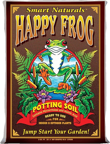 Happy Frog Potting Soil 2.0 Cu Ft