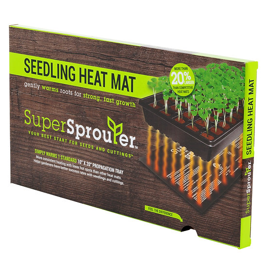 Super Sprouter® Seedling Heat Mat