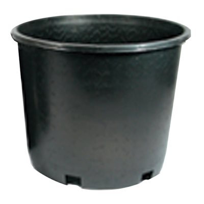 NURSERY POT BLACK 3 GAL