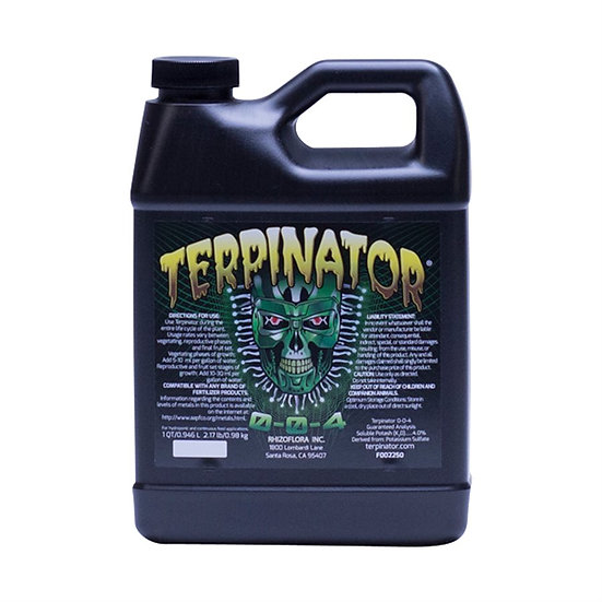 RHIZOFLORA TERPINATOR 0-0-4 1 L