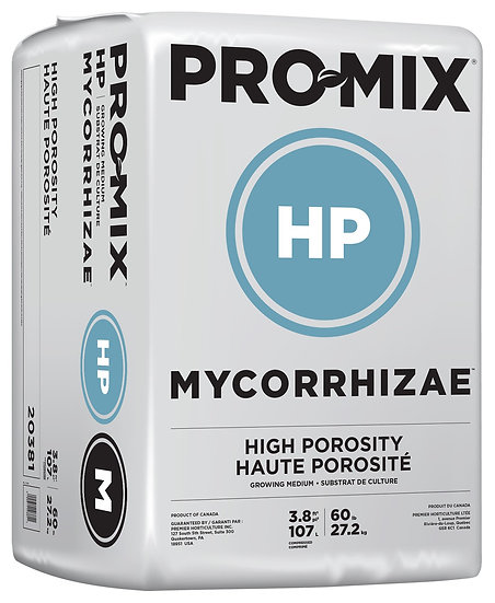 Pro Mix HP Mycorrhizae 60 lbs