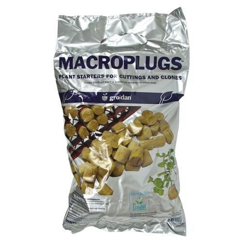 Grodan MacroPlugs™ For Seedlings and Clones