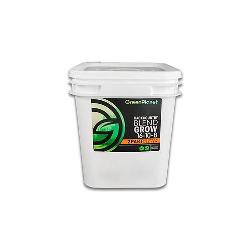 GREEN PLANET BACKCOUNTRY BLEND GROW 10 KG