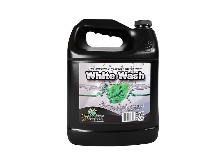 WHITE WASH 4 LITRE