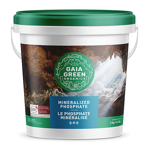 Gaia Green Mineralized Phosphate 2KG