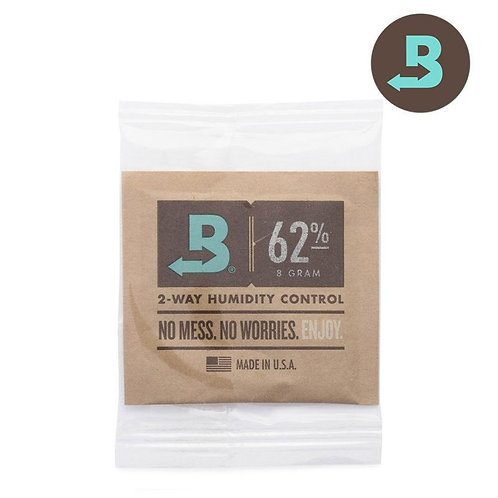 Boveda® 2-Way Humidity Packs 62% Size 8 (5 pack)