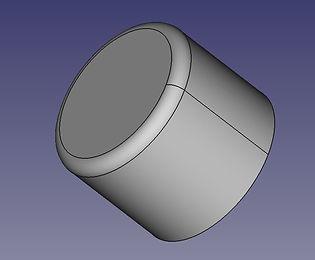 Magnetic loop antenna  3   Main loop tube cover.JPG