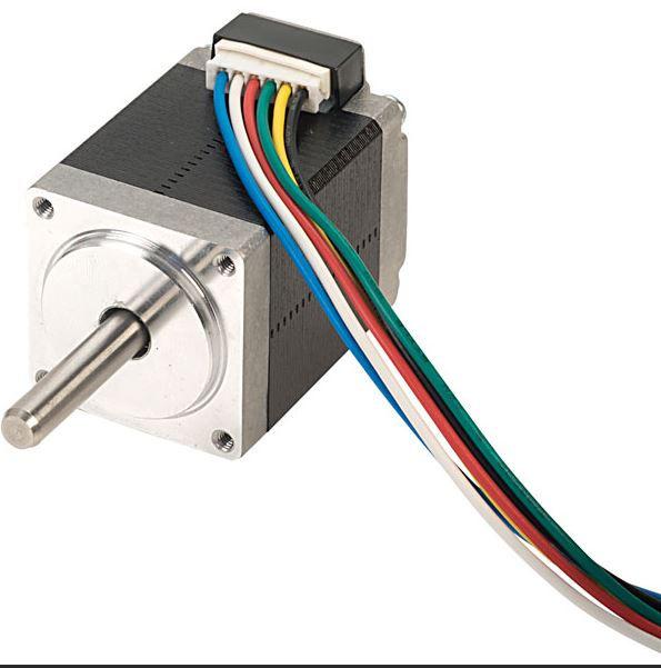 Magnetic loop antenna  motor
