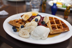 Brunch every Sat and Sun 10am-3pm