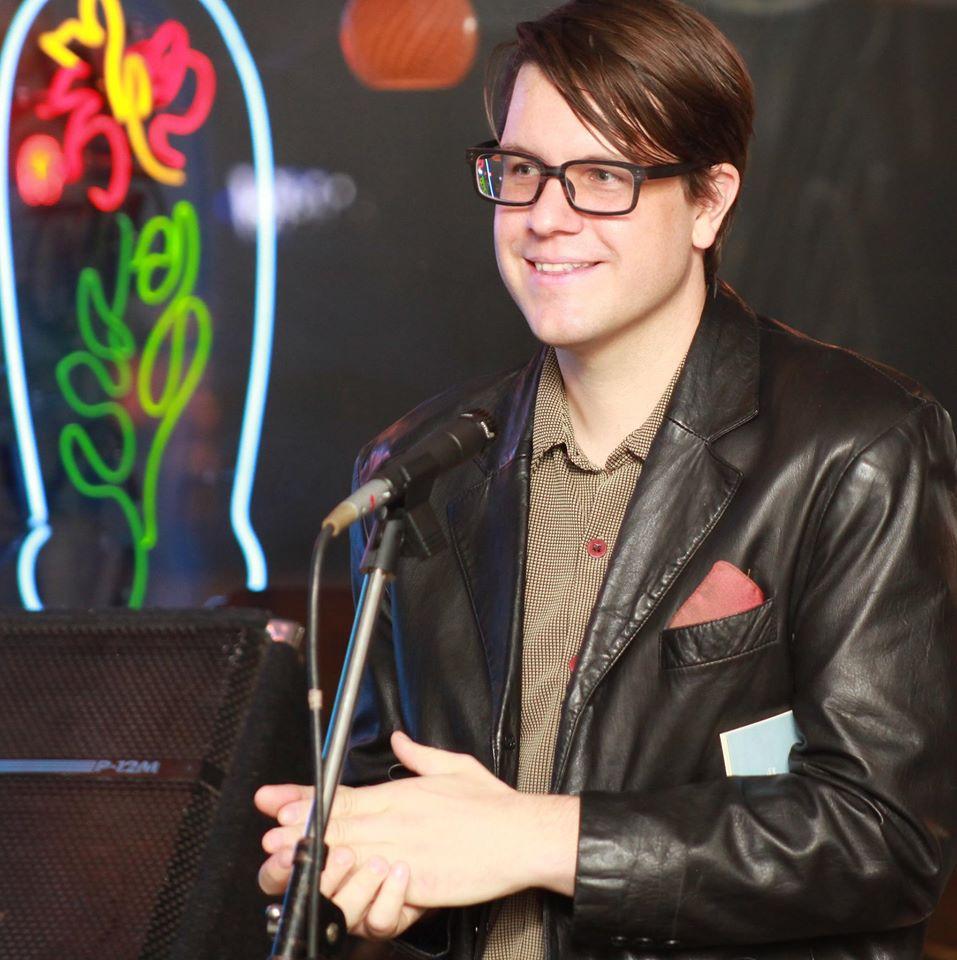 Daniel Renton hosting