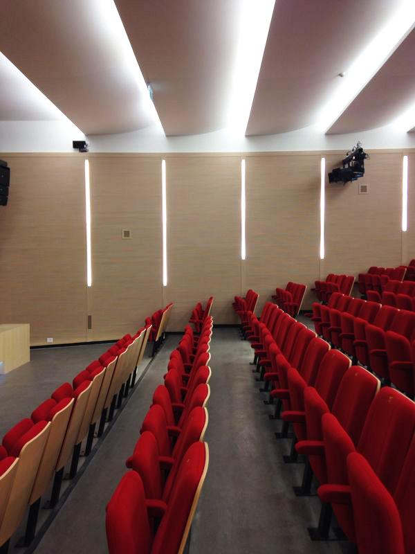 Amphitheatre Lycée MLF Plan Libre