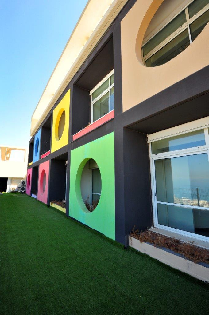 Maternelle Lycée MLF Plan Libre
