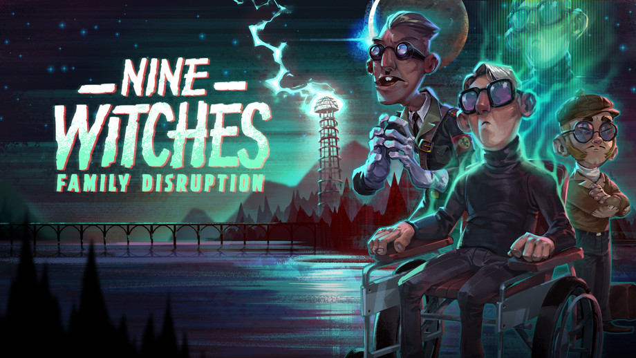 Nine Witches: Family Disruption Review: A Modern Point-and-Click Adventure