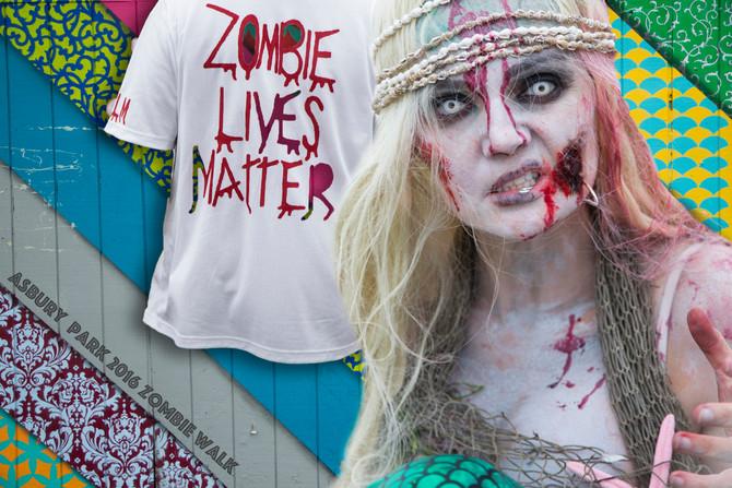 Asbury Park 2016 Zombie Walk