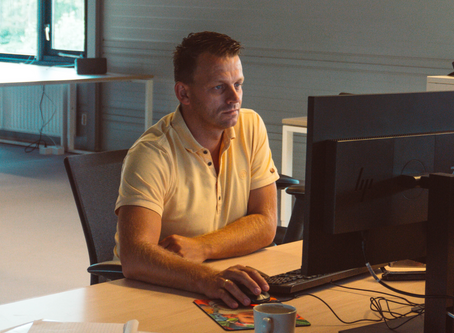 Meet the team - Arjan Kolk