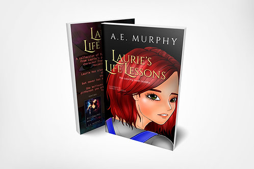 Laurie's Life Lessons (A Colouring Book Novella)