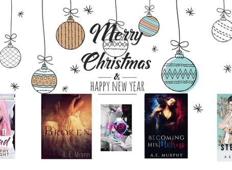 Christmas Special short story - 2019 - MAJOR SPOILERS!! DUH! <3