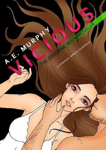VICIOUS Colouring Book Edition