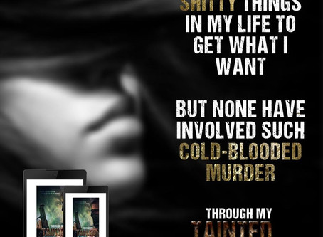 Through My Tainted Eye - by Layla Fox - (A. E. Murphy's Author of the Day)