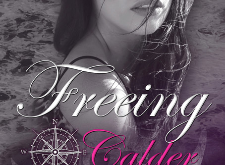 Freeing Calder Cover Reveal
