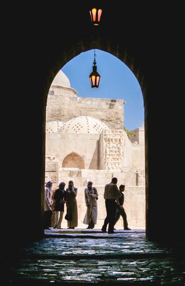 Viaje a la antigua Siria