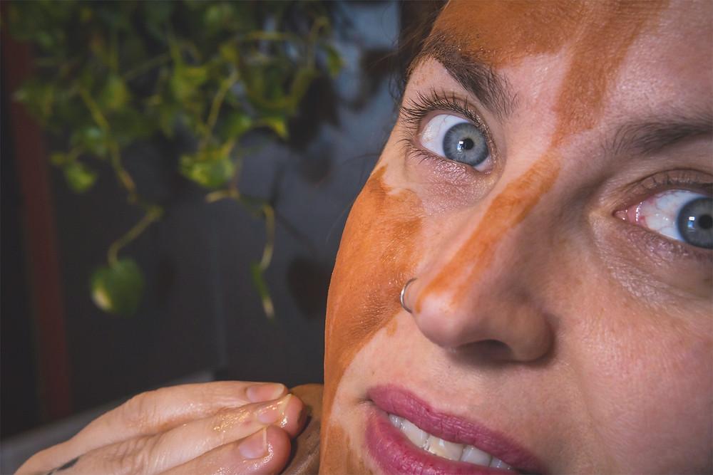 Trattamento di pulizia per il viso