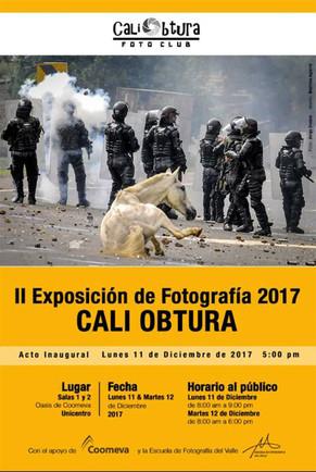 Afiche Oficial CaliObtura