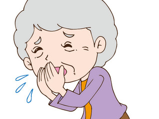 「誤嚥性肺炎」に注意