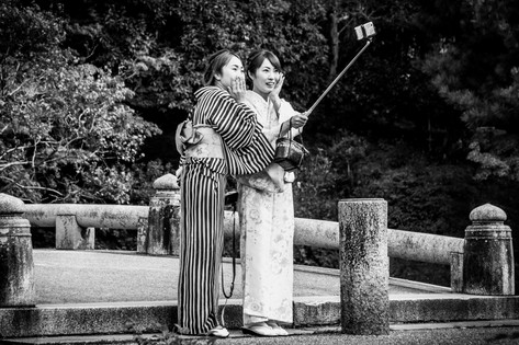 The Ancient Art of Selfies