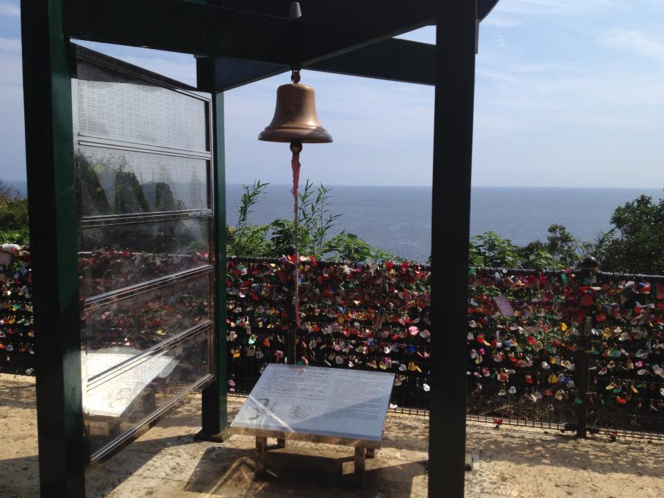 enoshima love bell