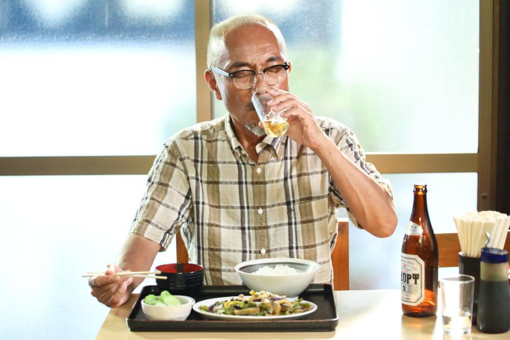 samurai gourmet-jdorama