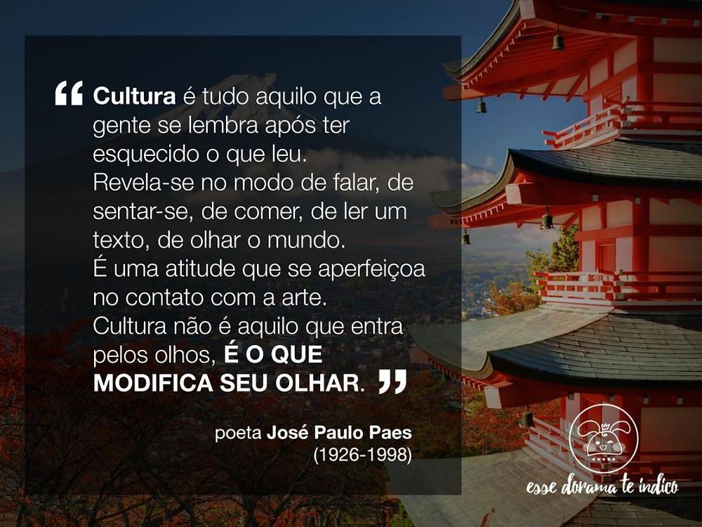 cultura é isso