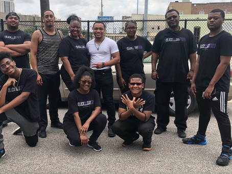 OnPurpose Youth Supports Blackout Day 2020