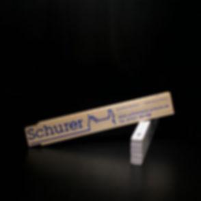 Schurer Schreinerei Meterstab - ein Maß