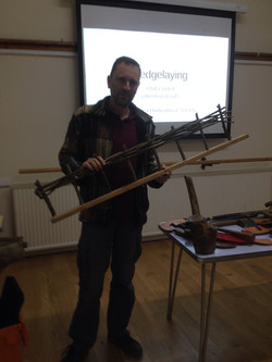 Hedgelaying talks