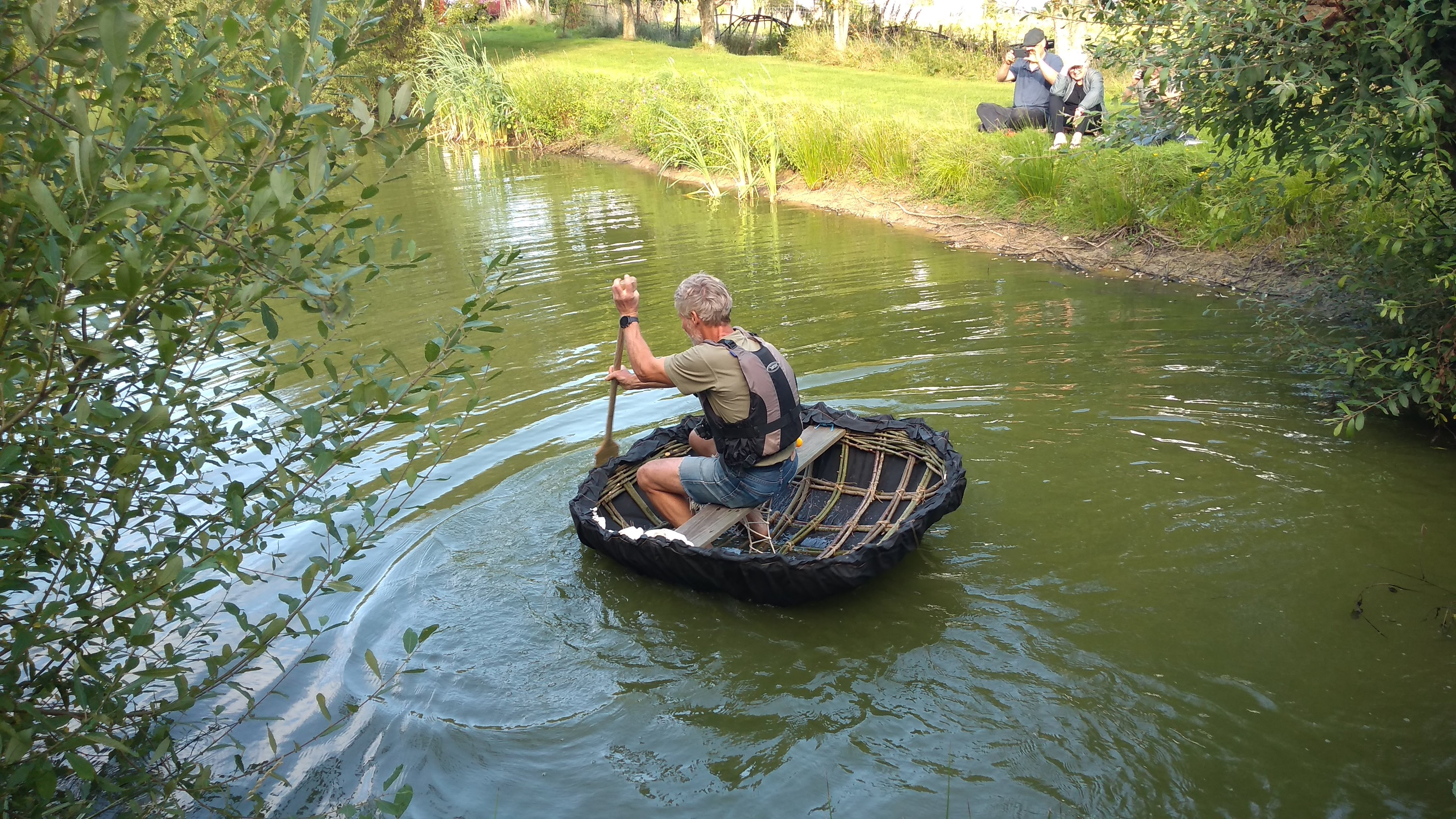 Coracle build