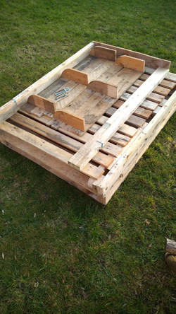 The Pallet bar in bits